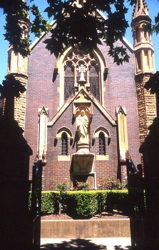 Mary MacKillop Memorial Chapel