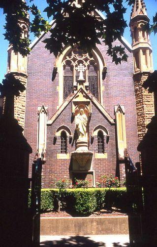 Mary MacKillop Memorial Chapel