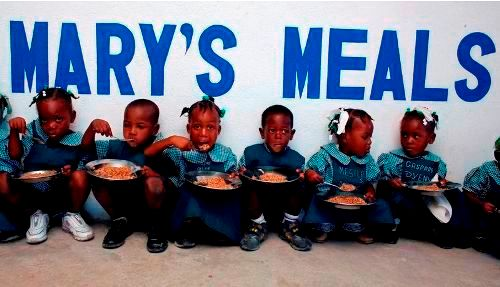 Mary's Meals Image