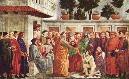 Masaccio Facts