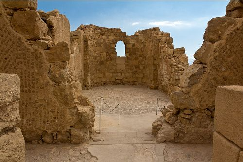 Masada Image