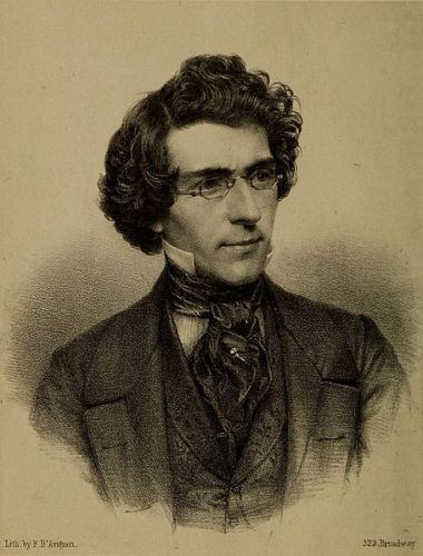 Mathew Brady 1851