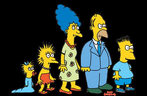 Matt Groening The Simpsons