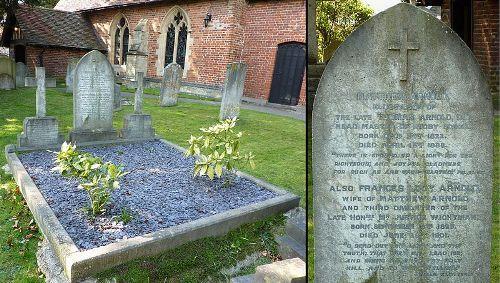 Matthew Arnold Grave
