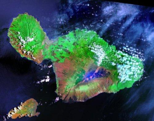 Maui Island Facts