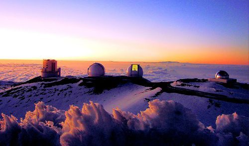 Facts about Mauna Kea