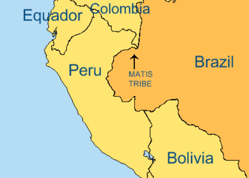 Facts about Matis Tribe