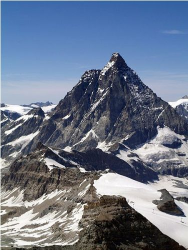 Facts about Matterhorn