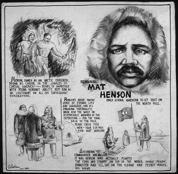 Matthew Henson Facts